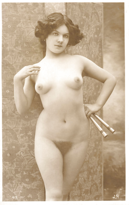 1920-1950 французское эротическое